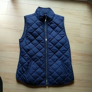 NWOT Old Navy blue sleeveless vest